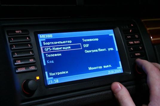 Русификация BMW X5